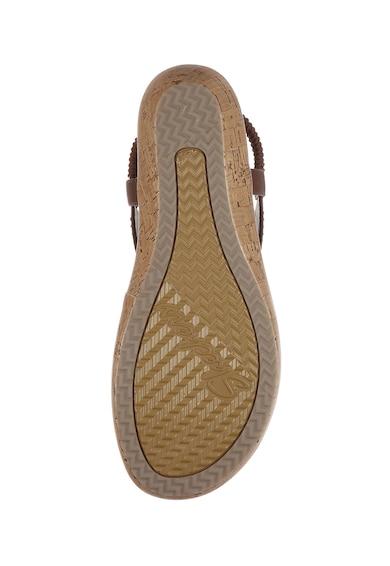 Skechers Сандали Brie Dally със скосена платформа и LuxeFoam® Жени