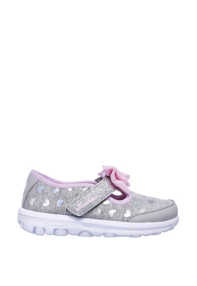 Skechers Pantofi casual Go Walk - Bitty Hearts Fete