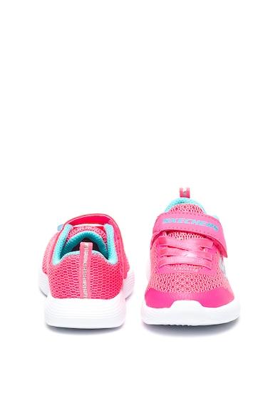 Skechers Dyna-Lite hálós anyagú sneaker Lány