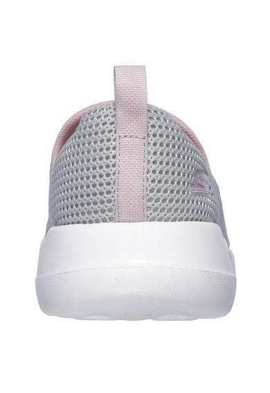 Skechers Pantofi slip-on din plasa Go Walk Joy Centerpiece Femei