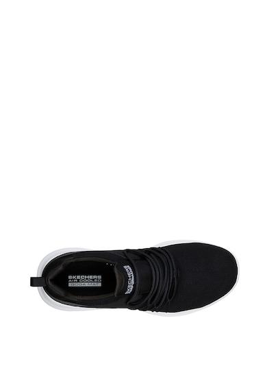 Skechers Pantofi sport cu amortizare si model slip-on Go Run Mojo Barbati