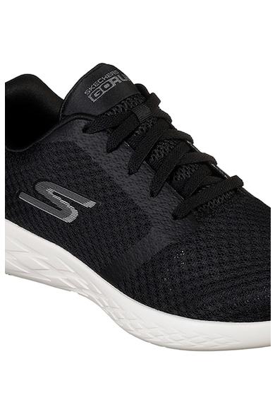 Skechers Pantofi sport din material usor GoRun 600 Circulate Barbati