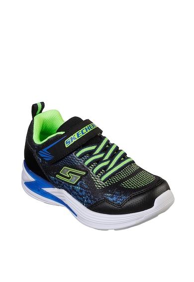 Skechers Pantofi sport cu LED-uri Erupters III Baieti