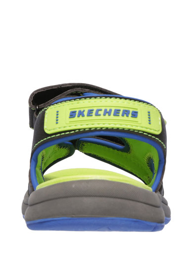 Skechers Sun Spurt tépőzáras szandál párnázott belső talppal Fiú