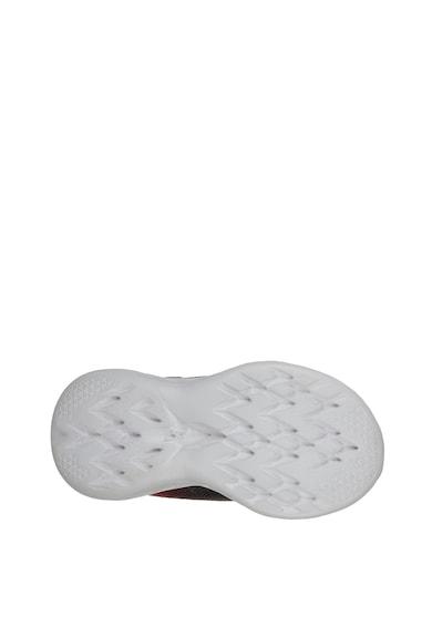 Skechers Pantofi sport din material usor GoRun 600 Baieti