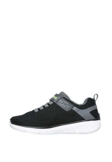Skechers Equalizer 3.0 - Final Match hálós sneaker Fiú