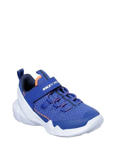 Skechers Pantofi sport cu velcro DLT-A - Interserge Baieti