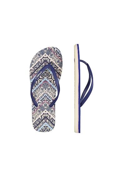O'Neill Papuci flip-flop cu imprimeu M&M Femei