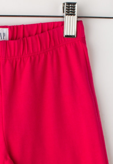 GAP Egyszínű leggings Lány