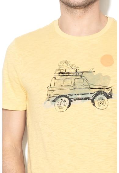 GAP Grafikai mintás póló férfi