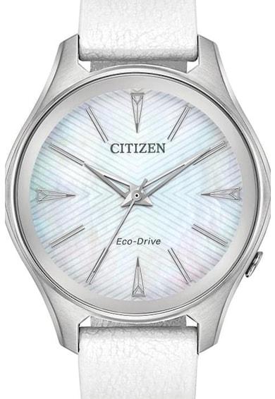 Citizen Часовник с кожена каишка Жени