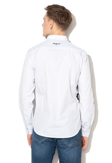 DESIGUAL Barclay regular fit ing hímzéssel férfi