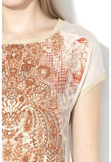 DESIGUAL Arapajoes lágy esésű póló többféle mintával női