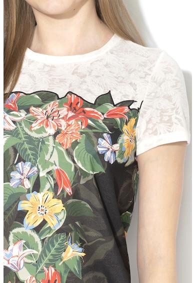 DESIGUAL Rochie dreapta cu model floral Natalie Femei
