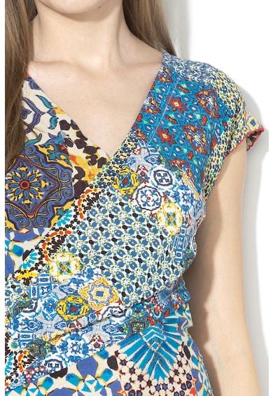 DESIGUAL Флорална рокля Saya Жени