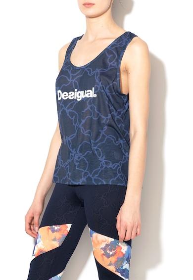 DESIGUAL Tank top lejer, pentru fitness Femei