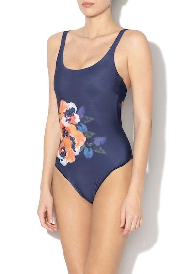 DESIGUAL Costum de baie cu model floral Camo Femei
