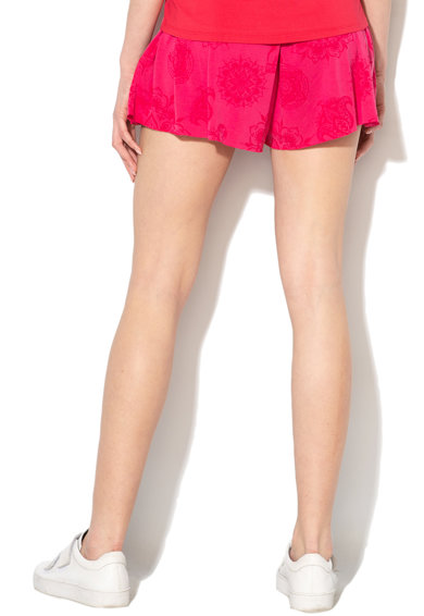 DESIGUAL Pantaloni scurti evazati, din amestec de modal, pentru fitness Femei