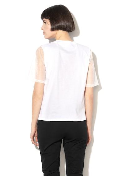 Sportmax Code Bluza cu decolteu la baza gatului si insertii de plasa Farento Femei
