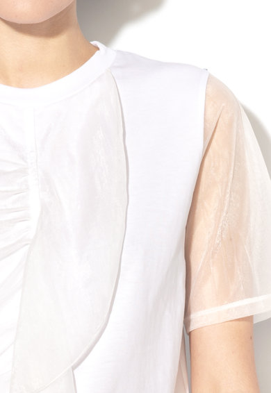 Sportmax Code Блуза Farento с овално деколте Жени