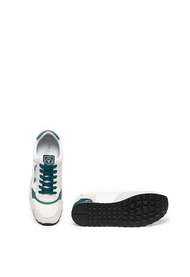 Trussardi Jeans Pantofi sport cu detalii contrastante Barbati