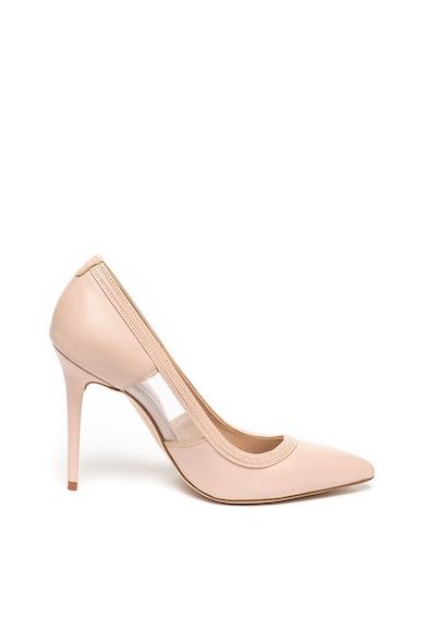 Trussardi Jeans Pantofi cu varf ascutit de piele ecologica Decollette Femei