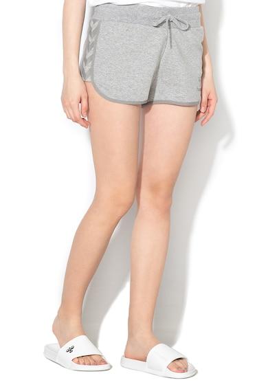 Hummel Pantaloni scurti cu imprimeu logo, pentru fitness Classic Bee Femei