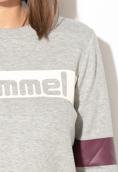 Hummel Bluza sport cu logo Olivia Femei