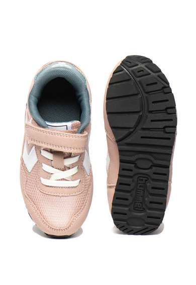 Hummel Pantofi sport cu garnituri de plasa Reflex Fete