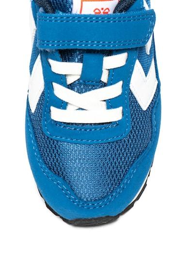 Hummel Pantofi sport cu garnituri de piele ecologica Reflex Baieti