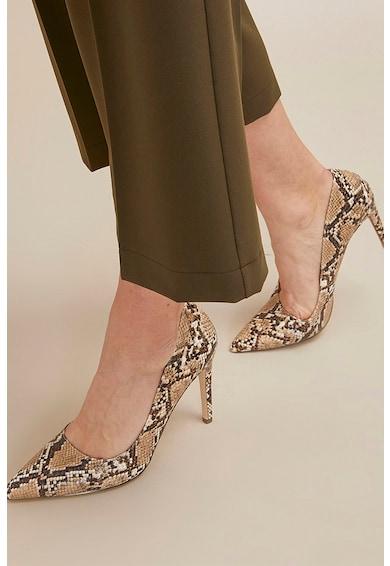 Oltre Pantofi stiletto cu model reptila Femei