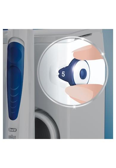 Oral-B Зъбен душ Oral B, 5 стъпки на интензивност, 4 накрайника, 600 мл, Бял Жени