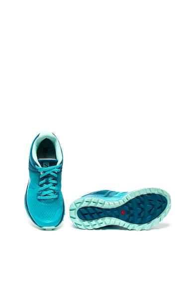 Salomon Pantofi cu insertii de plasa, pentru alergare Trailster Trail Femei