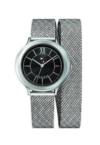 Tommy Hilfiger Часовник от неръждаема стомана Жени
