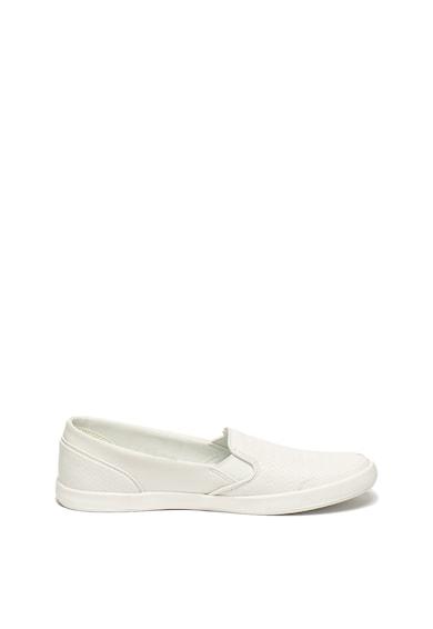Lacoste Lancelle bőr és műbőr OrthoLite® bebújós cipő női
