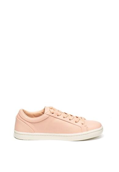 Lacoste Straightset bőr Ortholite ® sneaker női