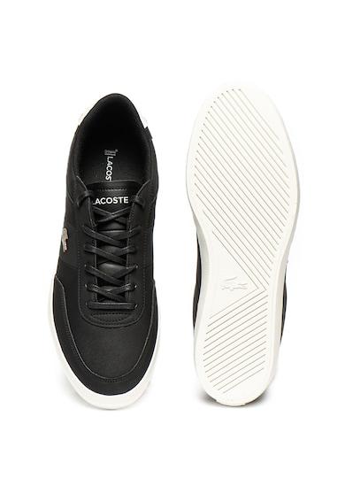 Lacoste Pantofi sport cu logo metalic Court Master Barbati