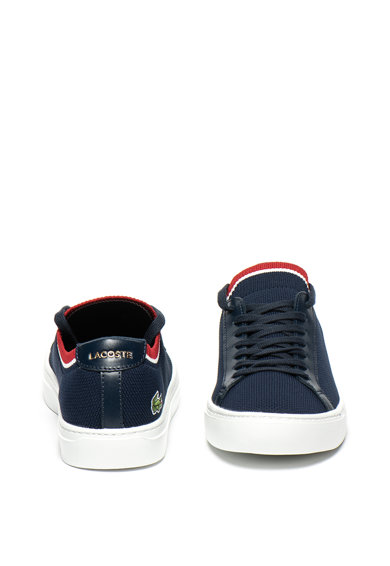 Lacoste Le Piquee bebújós sneaker kötött hálós hatással férfi