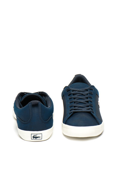 Lacoste Lerond sneaker bőrbetétekkel férfi