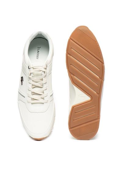 Lacoste Menerva sneaker bőrbetétekkel férfi