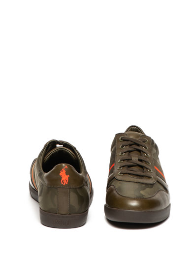 Polo Ralph Lauren Pantofi sport cu model camuflaj Camilo Barbati