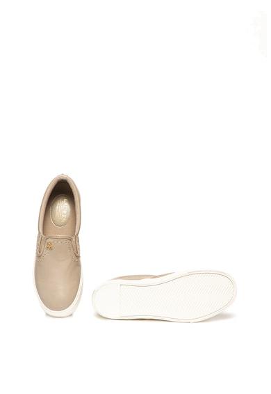 Lauren Ralph Lauren Pantofi slip-on de piele Ria Femei