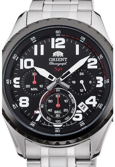 ORIENT Часовник от неръждаема стомана, с хронометър Мъже