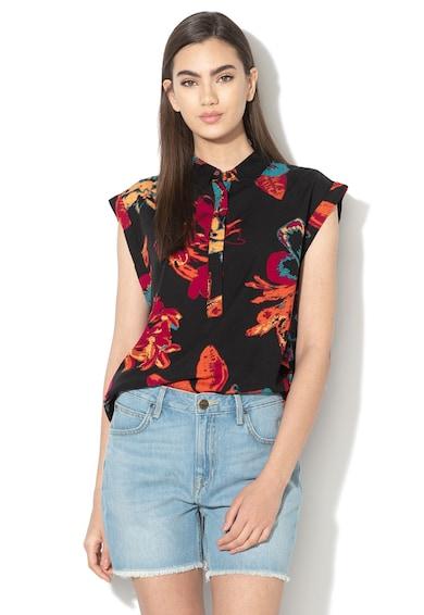 Lee Bluza lejera cu imprimeu floral Femei
