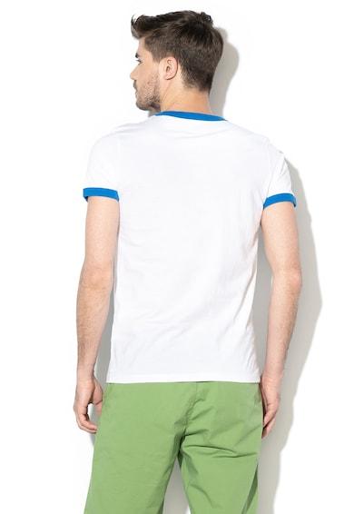 Wrangler Tricou cu imprimeu logo Ringer Barbati