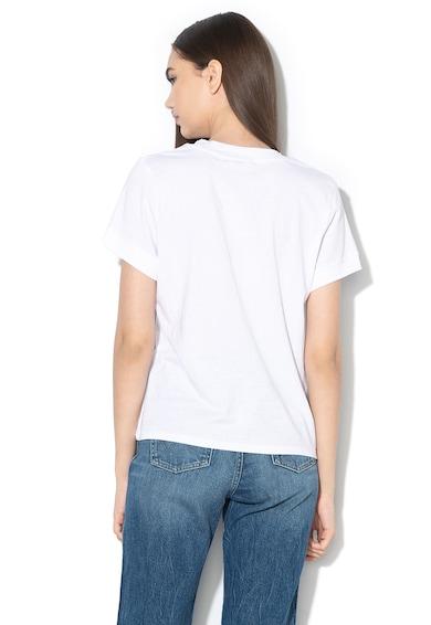 Wrangler Tricou cu imprimeu logo Femei