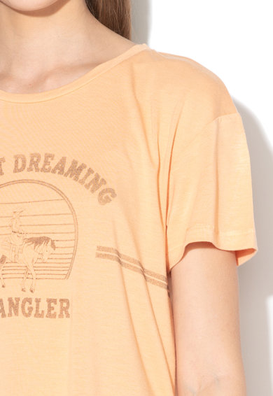 Wrangler Tricou cu imprimeu grafic Femei