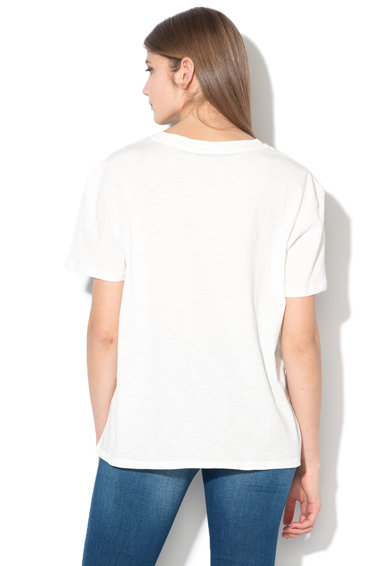 Wrangler Tricou supradimensionat cu logo Femei