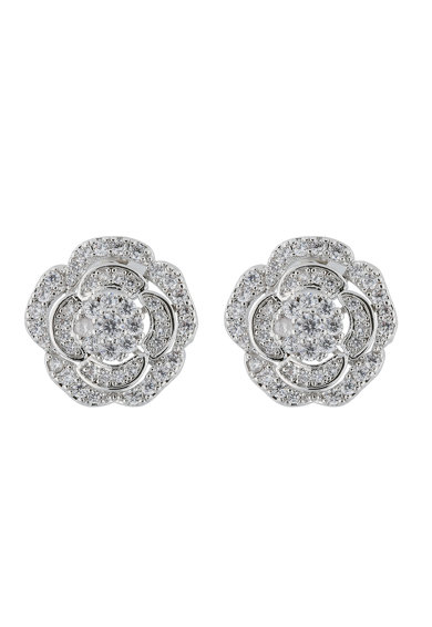 Maiocci Los Angeles Ръчно изработени обеци с кристали Жени
