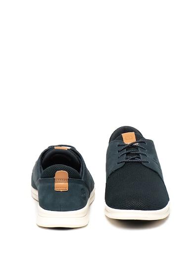 Timberland Pantofi casual cu insertii de piele nabuc Graydon Barbati